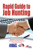 Example of a workforce customer's Rapid Guide to Job Hunting.